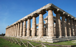 <b>The so-called Basilica in Paestum</b>