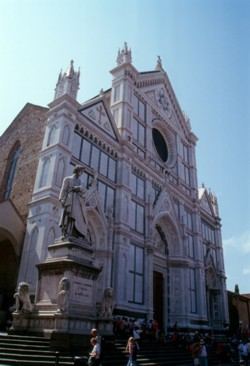 <b>The beautiful Basilica of the Holy Cross</b>