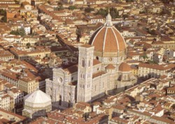 <b>View of Florence's historic centre</b>