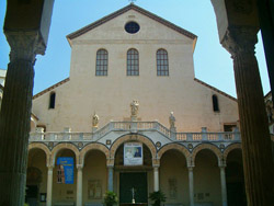 <b>The Cathedral of Salerno</b>