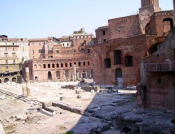 <b>Forum with the Trajan's markets</b>