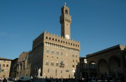 <b>Palazzo Vecchio (Old Palace) in Florence</b>