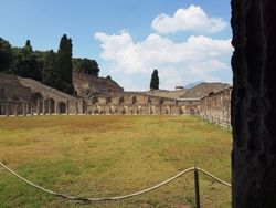 <b>The Palaestra situated in the eastern side of the city, near the Amphitheatre</b>