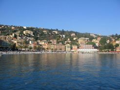 View of Santa Margherita Ligure