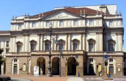 The famous teatre La Scala
