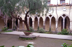 <b>Cloister of Saint Francis in Sorrento</b>
