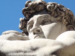 <b>David di Michelangelo - Museo dell'Accademia</b>