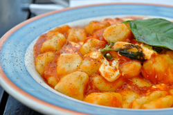 <b>Gnocchi in the Sorrento style</b>