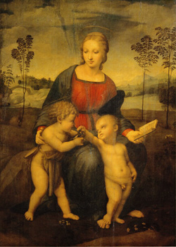 <b>Madonna and Child with the Infant Saint John</b>