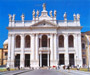 The Basilica of St. John in the Lateran