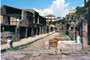  Herculaneum & Pompeii tour with TREDYTOURS: The main square in the excavations of Herculaneum