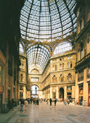 Naples & Pompeii tour with TREDYTOURS: Umberto's Arcade in Naples