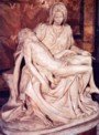  Michelangelo's Piet in the Vatican Museums