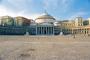Naples walking  tour with TREDYTOURS: Plebiscite Square in Naples