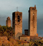  View of San Gimignano with the Towers