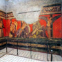  Pompeii tour with TREDYTOURS: The room of the mysteries