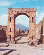 The Arch of Caligola